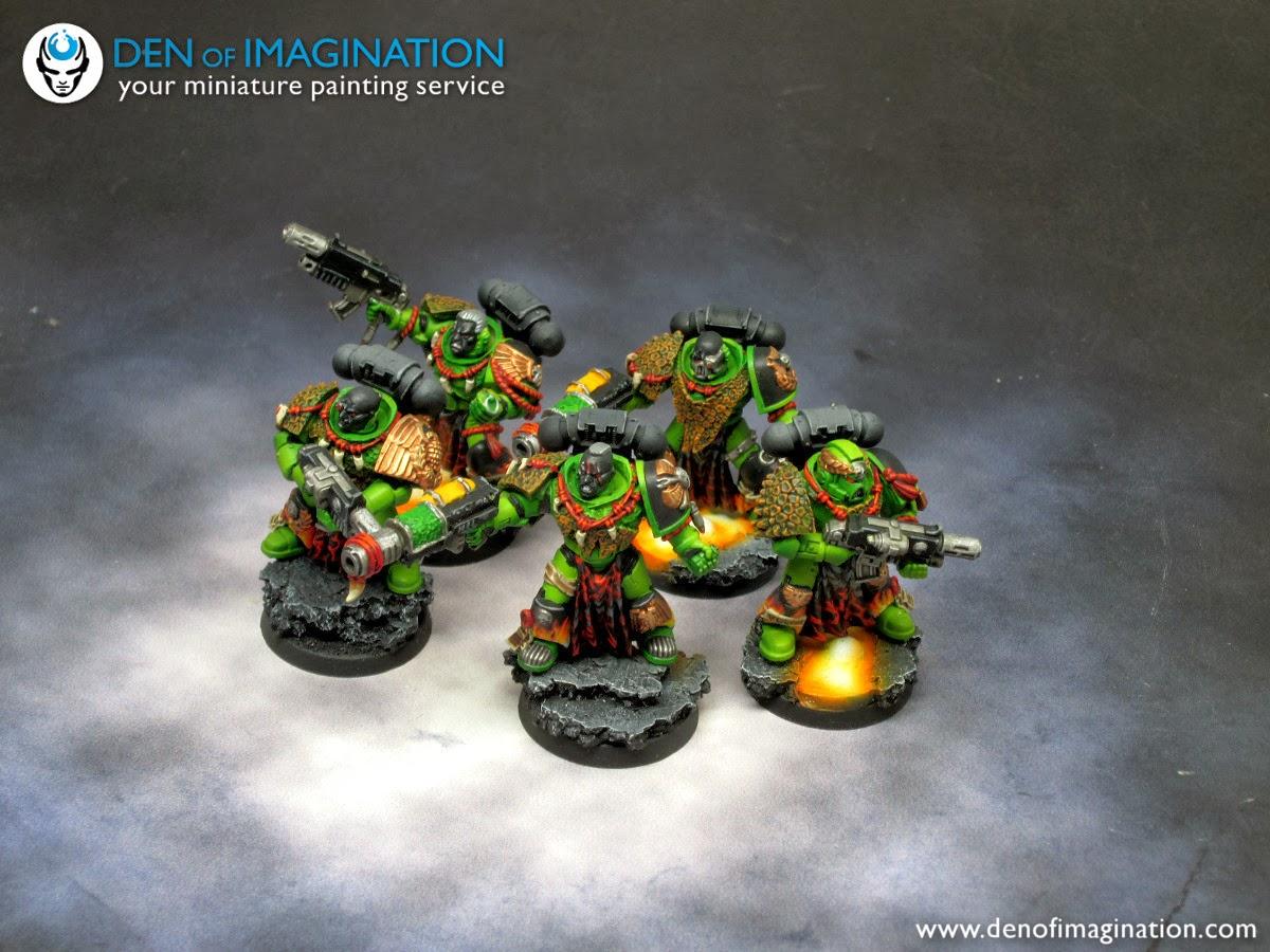 Blog Salamanders: Vanguard