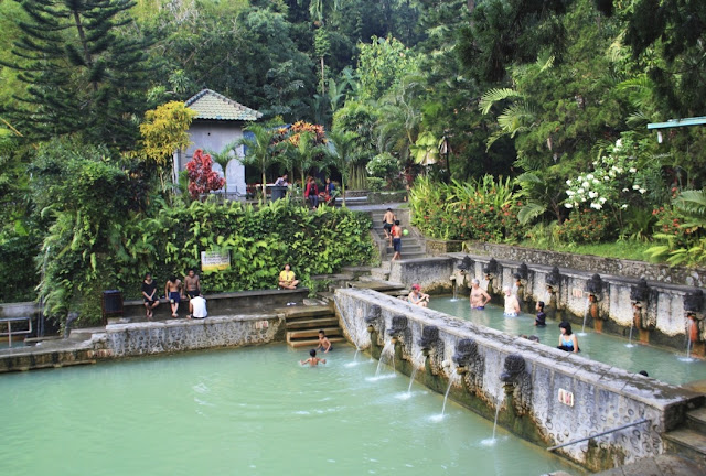 حمام Banjar Hot Springs