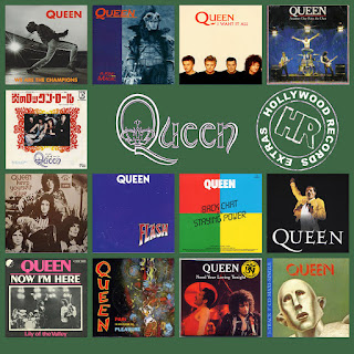 Queen - Extras Hollywood Records