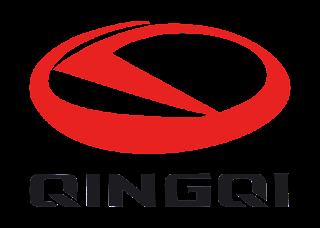 Qingqi motos Logo Vector