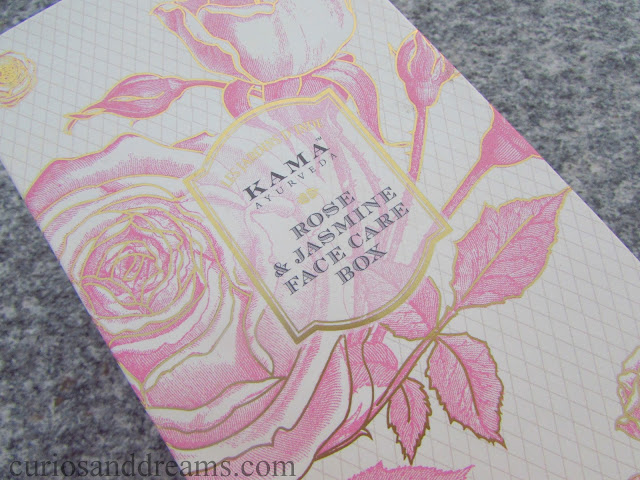 Kama Ayurveda Rose & Jasmine Face Care Box review