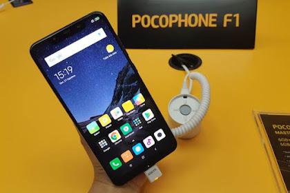 Cara Menginstal Android Pie GSI Pada Xiaomi POCOPHONE F1