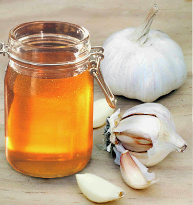 Image result for honey and garlic picture