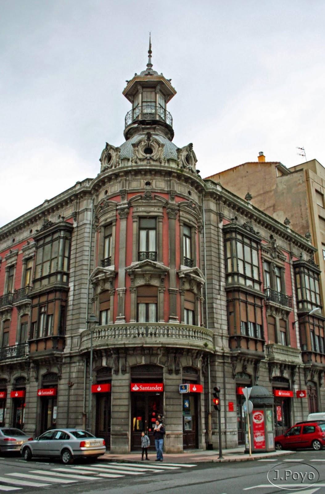 Casa de Eladio Muñiz de Avilés