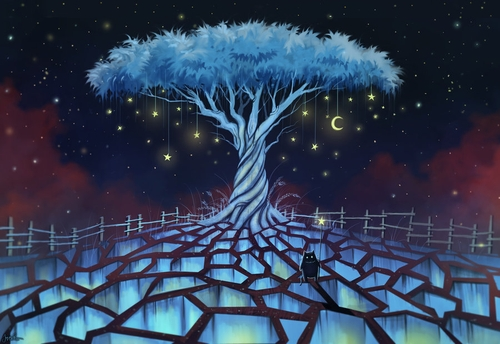 12-Where-stars-come-from-Jeremiah-Morelli-Fantasy-Digital-Art-from-a-Middle-School-Teacher-www-designstack-co