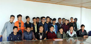 Jan Andolan Party JAP Student Wing