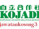 Jawatan Kosong Koperasi Jaya Diri Malaysia (KOJADI) 25 MEI 2016