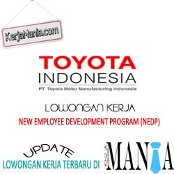 Lowongan Kerja PT Toyota Motor Manufacturing Indonesia