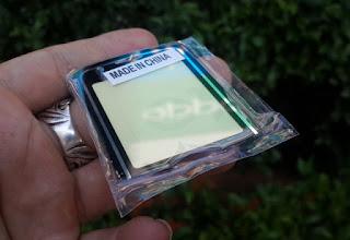 Kaca LCD Nokia 8600 Luna Baru Barang Langka