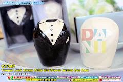 Tempat Lada Garam Bride And Groom Include Box Mika
