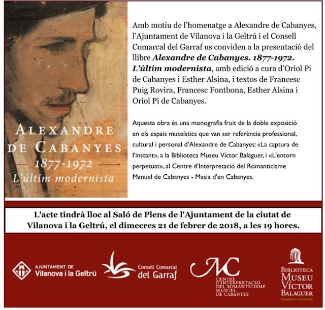 Esguard de Dona - Homenatge a Alexandre de Cabanyes