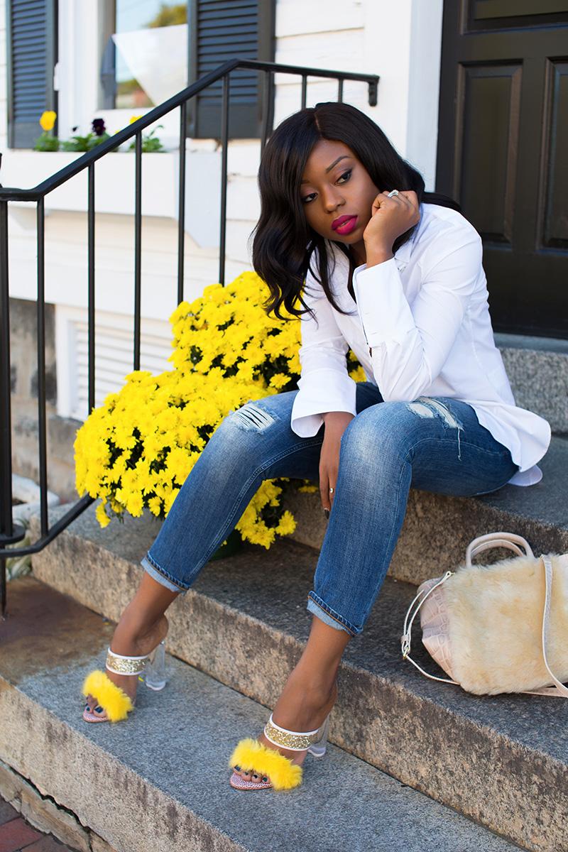 monki boyfriend jeans, sophoa webster shoes, Etienne Aigner bag, jadore-fashion.com
