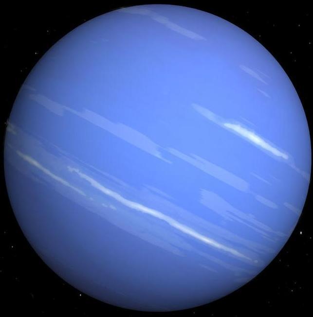 Planet Neptunus  Otaku Astro