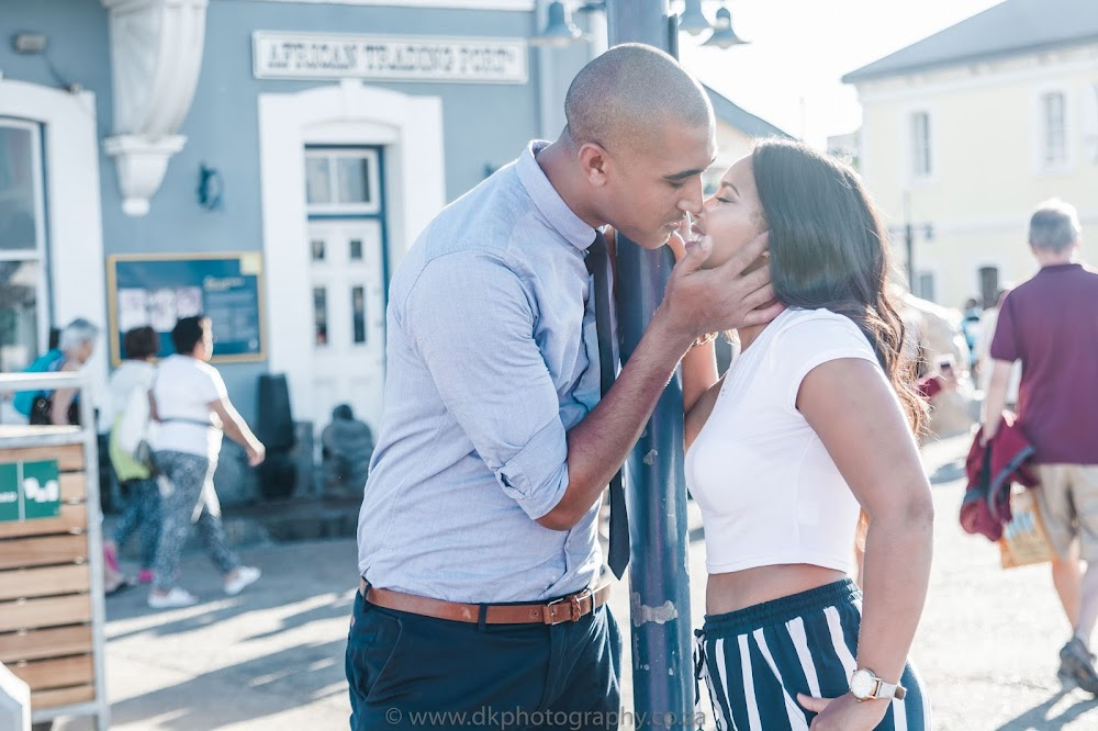 DK Photography CCD_4925 Preview ~ Charmion & Danhill's Engagement Shoot in Waterfront  Cape Town Wedding photographer