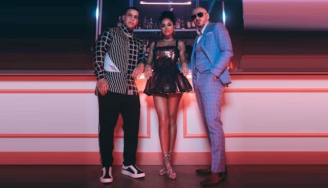 """Daddy Yankee, Natti Natasha y Pitbull adaptan canción de """"El General"""""""