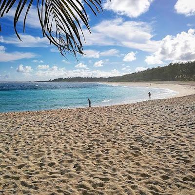 Shandrani Beach