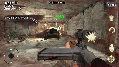 لعبة War Battleground WW2 Shooter v1.0 كاملة للأندرويد (اخر اصدار) w2z25d.jpg
