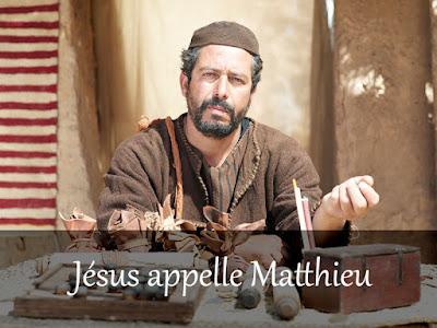 OUVRIR LA PAGE L'appel de Matthieu