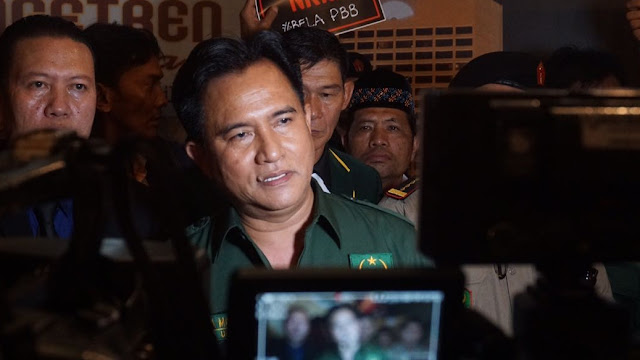 Jadi Pengacara Jokowi-Ma'ruf Langkah Awal Pendekatan Yusril