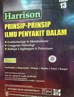 HARRISON PRINSIP-PRINSIP ILMU PENYAKIT DALAM 01 ED. 13