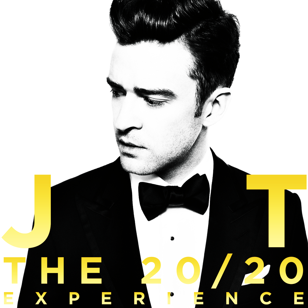"""Justin Timberlake - """"The 20/20 Experience - 2 of 2 ..."""