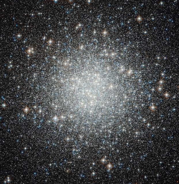 Globular Cluster Messier 53