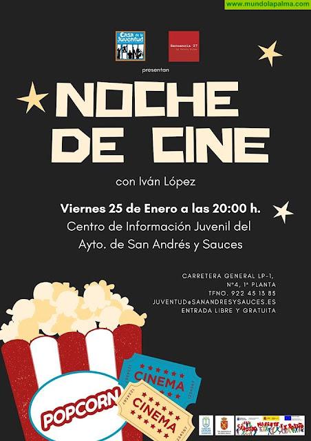 Noche de Cine con Iván López