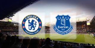 Susunan Pemain Chelsea vs Everton