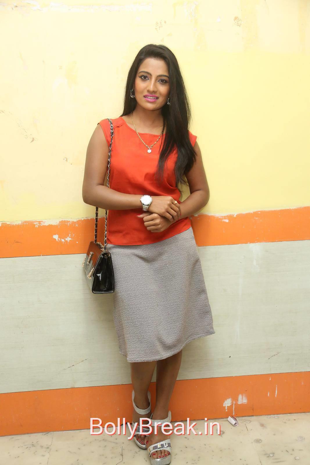 Mamatha Rahuth Photos, Mamatha Rahuth Hot Pics from National Silk Expo Launch