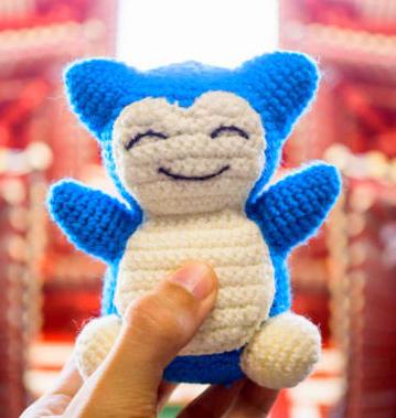 Crochet Pokemon Patterns - Crochet Now | 379x359