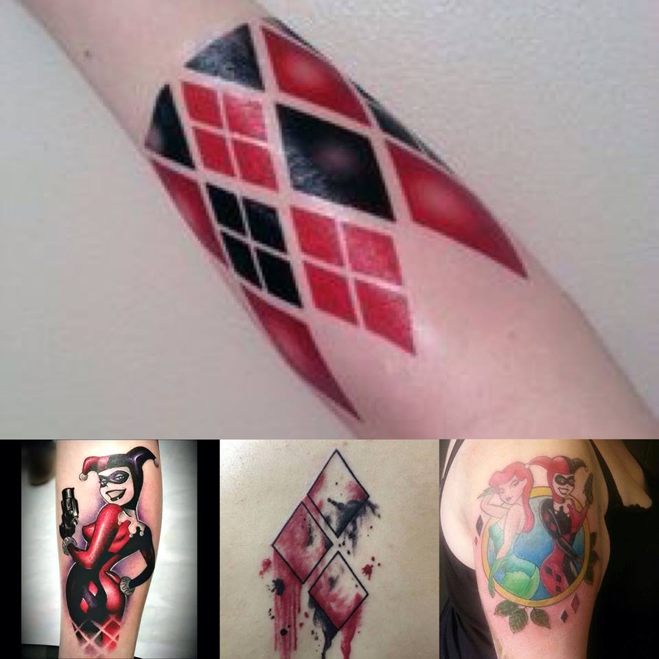 From The Mind Of A Non Geeky Nerd Ngn Favorite Tattoos Part Ii
