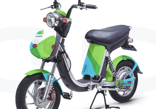 Tinuku Migo made debut the first ebike ride-sharing in Indonesia