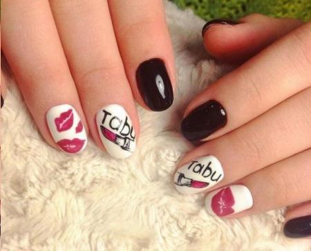 Simple And Simple Steps Of French Nail Art For Stylish Girls Nazje