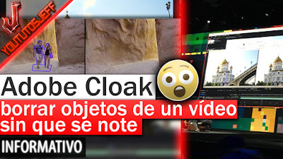 Adobe, Adobe Cloak, borrar objetos de un vídeo