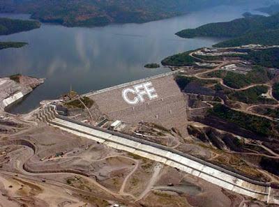 Instalaciones electricas residenciales - central hidroelectrica el cajon 1