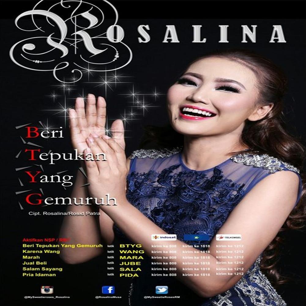 Rosalina - BTYG (Beri Tepukan Yang Gemuruh)