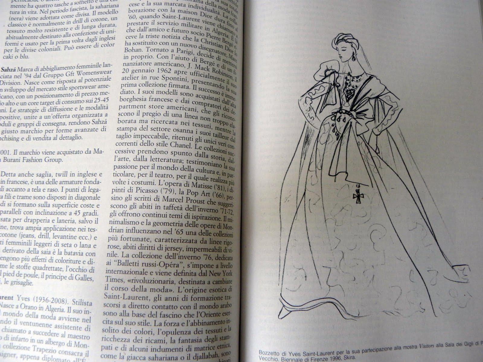 1) Dizionario della Moda autore  Guido Vergani editore  Baldini - Castoldi  - Dalai edizione  2010 prezzo  45€ Tutte le voci della moda  stilisti c16d07f49814