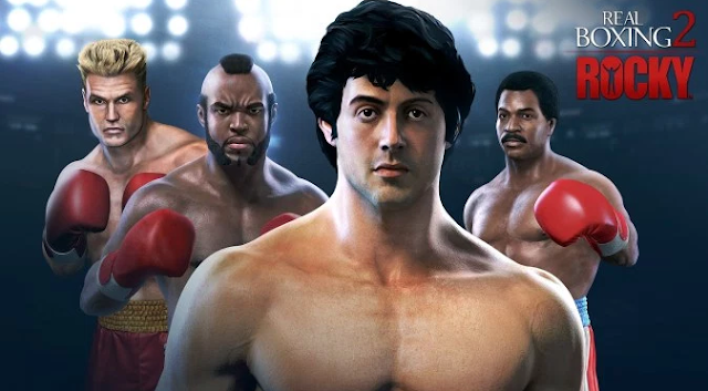 Real boxing 2 rocky apk hack mod