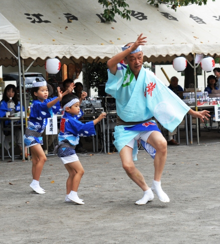 江戸川台西自治会: 11月 2012