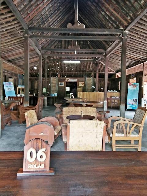 Review Warung Kopi Rolas di Sleman Yogyakarta