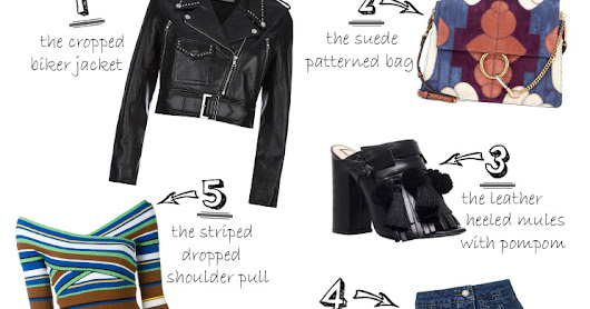 Patchwork à Porter Fashion and Lifestyle Blog: Transitional wardrobe: 5 must from Summer to Autumn 2016