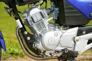 Yamaha YBR 125 Parts