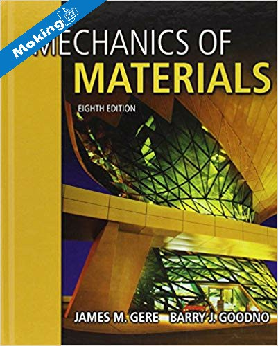 Mechanics of materials 9th edition gere PDF