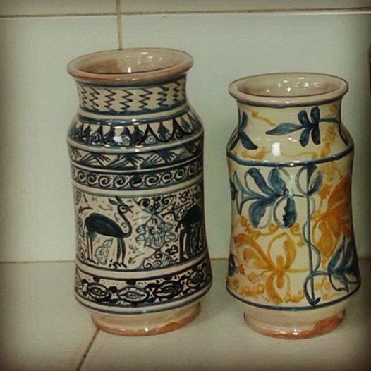 Curso de cer mica hist rica abril 2016 for Curso ceramica madrid