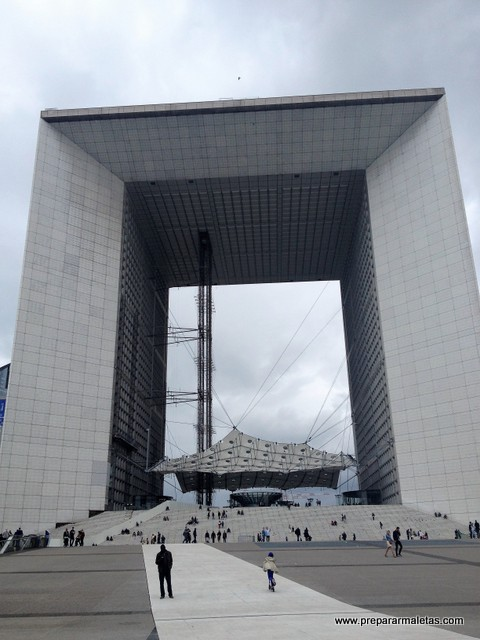 La Défense de París