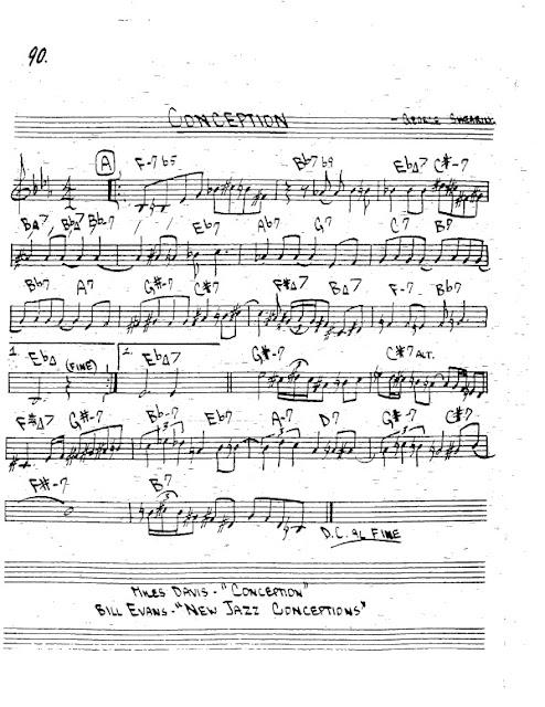 Partitura Trompeta George Swearing