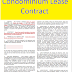 Condominium Lease Contract and agreements in doc word