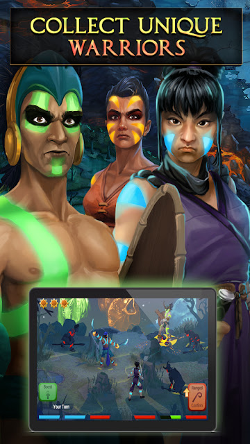 Guerrilla Spirits Tactical RPG MOD APK