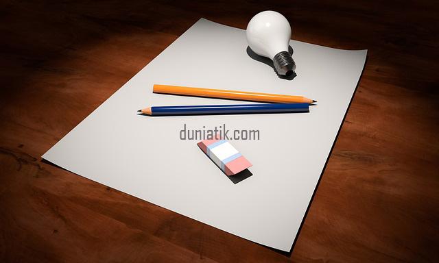 tips menemukan ide menulis blog