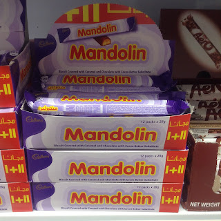 cadbury mandolin chocolate twix